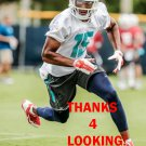 TYLER McDONALD 2015 MIAMI DOLPHINS FOOTBALL CARD