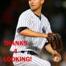 CHASEN SHREVE 2015 NEW YORK YANKEES BASEBALL CARD