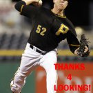 ROB SCAHILL 2015 PITTSBURGH PIRATES BASEBALL CARD