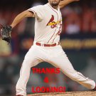 NICK GREENWOOD 2015 ST. LOUIS CARDINALS BASEBALL CARD