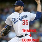 BRETT ANDERSON 2015 LOS ANGELES DODGERS  BASEBALL CARD