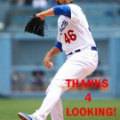 MIKE BOLSINGER 2015 LOS ANGELES DODGERS  BASEBALL CARD