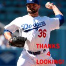 ADAM LIBERATORE 2015 LOS ANGELES DODGERS  BASEBALL CARD
