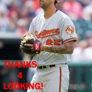 CHAZ ROE 2015 BALTIMORE ORIOLES BASEBALL CARD