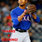 SAM FREEMAN 2015 TEXAS RANGERS BASEBALL CARD