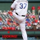 SHAWN TOLLESON 2015 TEXAS RANGERS BASEBALL CARD