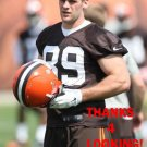 KEVIN HAPLEA 2015 CLEVELAND BROWNS FOOTBALL CARD