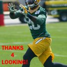 JEAN FANOR 2015 GREEN BAY PACKERS FOOTBALL CARD