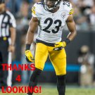 MIKE MITCHELL 2015 PITTSBURGH STEELERS FOOTBALL CARD