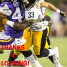 ALDEN DARBY 2015 PITTSBURGH STEELERS FOOTBALL CARD
