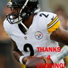 TAJH BOYD 2015 PITTSBURGH STEELERS FOOTBALL CARD
