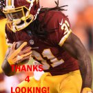 MATT JONES 2015 WASHINGTON REDSKINS FOOTBALL CARD