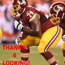 ARIE KOUANDJIO 2015 WASHINGTON REDSKINS FOOTBALL CARD