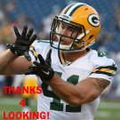KYLE SEBETIC 2015 GREEN BAY PACKERS FOOTBALL CARD