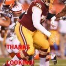 TY NSEKHE 2015 WASHINGTON REDSKINS FOOTBALL CARD