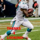 LaMICHAEL JAMES 2015 MIAMI DOLPHINS FOOTBALL CARD