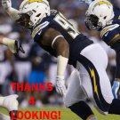 DARIUS PHILON 2015 SAN DIEGO CHARGERS FOOTBALL CARD