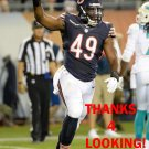 SAM ACHO 2015 CHICAGO BEARS FOOTBALL CARD