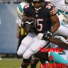 JACQUIZZ RODGERS 2015 CHICAGO BEARS FOOTBALL CARD