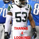 JOE MAYS 2015 NEW YORK JETS FOOTBALL CARD
