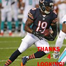 EDDIE ROYAL 2015 CHICAGO BEARS FOOTBALL CARD