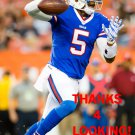 TYROD TAYLOR 2015 BUFFALO BILLS FOOTBALL CARD