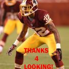 TAJH HASSON 2015 WASHINGTON REDSKINS FOOTBALL CARD