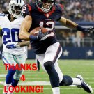 ANDY CRUSE 2013 HOUSTON TEXANS FOOTBALL CARD