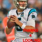 MATT BLANCHARD 2014 CAROLINA PANTHERS FOOTBALL CARD