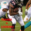 JEREMY LANGFORD 2015 CHICAGO BEARS FOOTBALL CARD