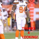 RANDY STARKS 2015 CLEVELAND BROWNS FOOTBALL CARD