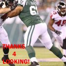 CHARLES BROWN 2015 NEW YORK JETS FOOTBALL CARD