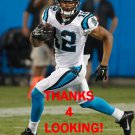 MIKE BROWN 2015 CAROLINA PANTHERS FOOTBALL CARD