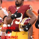 TRAVIAN ROBERTSON 2015 WASHINGTON REDSKINS FOOTBALL CARD