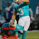 ANDREW FRANKS 2015 MIAMI DOLPHINS FOOTBALL CARD