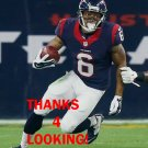 CHANDLER WORTHY 2015 HOUSTON TEXANS FOOTBALL CARD