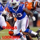 BRONSON HILL 2015 BUFFALO BILLS FOOTBALL CARD