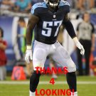 JUSTIN STAPLES 2015 TENNESSEE TITANS FOOTBALL CARD
