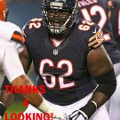 VLADIMIR DUCASSE 2015 CHICAGO BEARS FOOTBALL CARD