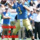 JOSH ROSEN 2015 UCLA BRUINS FOOTBALL CARD