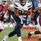 KYLE MILLER 2015 SAN DIEGO CHARGERS FOOTBALL CARD