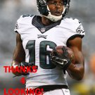SEYI AJIROTUTU 2015 PHILADELPHIA EAGLES FOOTBALL CARD