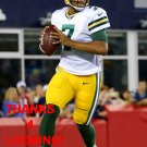 BRETT HUNDLEY 2015 GREEN BAY PACKERS FOOTBALL CARD