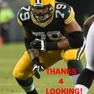 JOSH WALKER 2015 GREEN BAY PACKERS FOOTBALL CARD