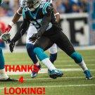 T.J. HEATH 2015 CAROLINA PANTHERS FOOTBALL CARD