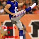 ROBERT MALONE 2015 NEW YORK GIANTS FOOTBALL CARD