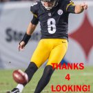 JOSH SCOBEE 2015 PITTSBURGH STEELERS FOOTBALL CARD