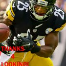 BRANDON BOYKIN 2015 PITTSBURGH STEELERS FOOTBALL CARD