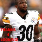 KEVIN FOGG 2015 PITTSBURGH STEELERS FOOTBALL CARD