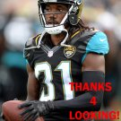DAVON HOUSE 2015 JACKSONVILLE JAGUARS FOOTBALL CARD